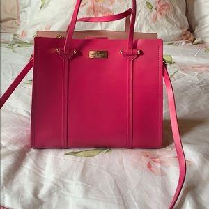 Kate Spade pink purse
